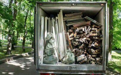 вывоз мусора из офиса в большом объеме