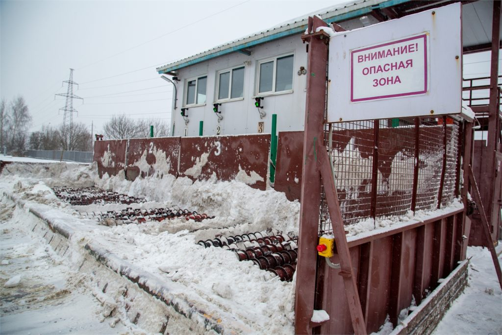 Утилизация снега